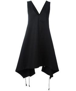 Y-3 | Платье Шифт Со Шнуровкой