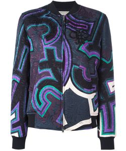 Emilio Pucci | Printed Bomber Jacket