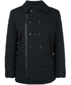 Y-3 | Стеганое Двубортное Пальто
