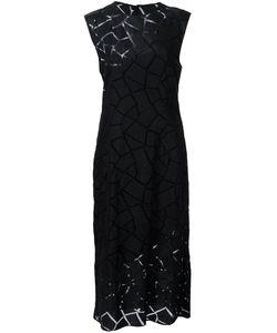 CHRISTIAN SIRIANO | Платье С Геометрическим Рисунком
