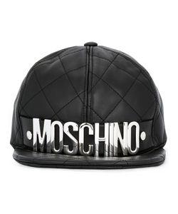 Moschino   Стеганая Бейсболка