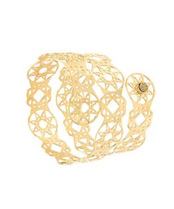 Francesca Romana Diana | Cut Out Details Cuff
