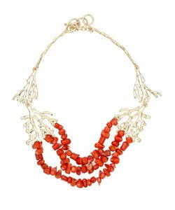 Francesca Romana Diana | Embellished Necklace