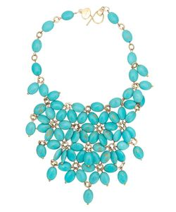 Francesca Romana Diana | Plated Embellished Necklace