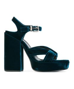 Jil Sander | Platform Buckled Sandals