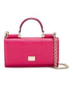 Dolce & Gabbana | Mini Von Wallet Crossbody Bag