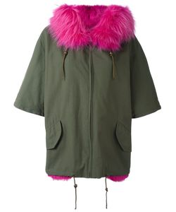 Furs66 | Парка С Меховой Отделкой