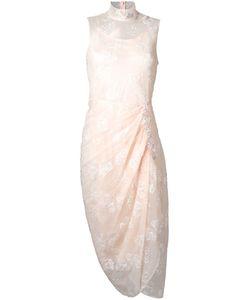 Simone Rocha | Полупрозрачное Платье С Вышивкой