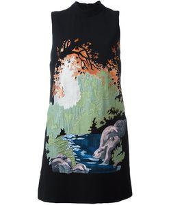 Victoria, Victoria Beckham | Платье С Принтом