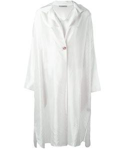 DUSAN | Платье-Рубашка В Полоску