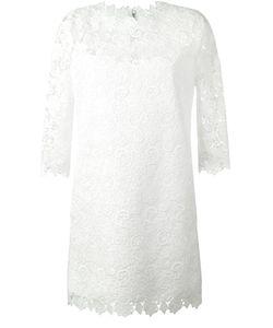 Ermanno Scervino | Платье Из Кружева-Макраме