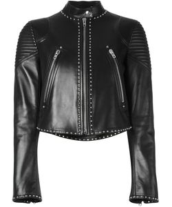 Givenchy | Studded Cropped Jacket