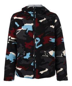 Moncler Gamme Bleu | Camouflage Print Padded Jacket
