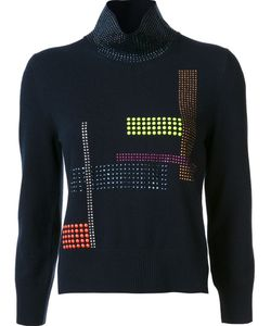 Christopher Kane | Hotfix High Neck Sweater