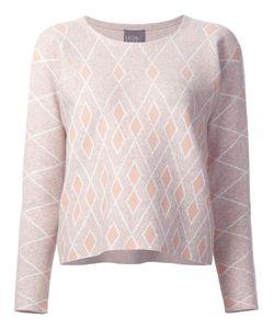 LEO & SAGE | Intarsia Knit Jumper