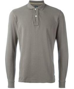 Eleventy | Long-Sleeve Polo Shirt