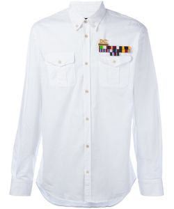 Dsquared2 | Classic Logo Brooch Shirt
