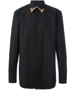 Givenchy | Contrast Collar Tip Shirt