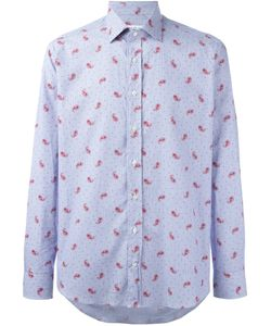 Etro | Polka Dots Pattern Shirt