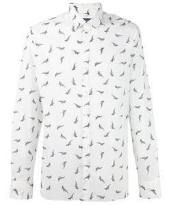 Lanvin | Рубашка С Принтом Акул