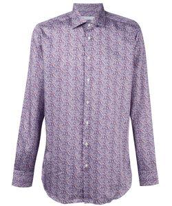 Etro | Рубашка С Абстрактным Принтом