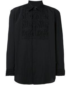 Issey Miyake | Рубашка С Фактурной Отделкой