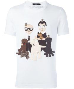 Dolce & Gabbana | Designers Patch T-Shirt