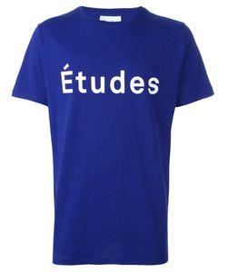 ÉTUDES STUDIO | Футболка С Принтом Логотипа