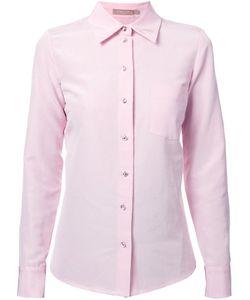 Michael Kors   Рубашка С Блестящими Пуговицами