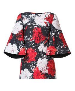 AUDRA | Блузка С Цветочным Принтом