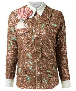 Isabela Capeto | Sequin Embellished Shirt