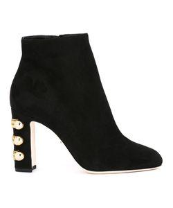 Dolce & Gabbana | Ботинки По Щиколотку