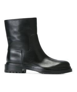 Sergio Rossi | Кожаные Ботинки