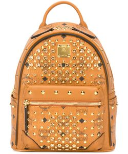 MCM | Studded Backpack