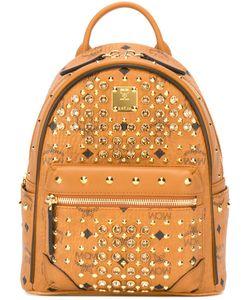 MCM | Studded Backpack
