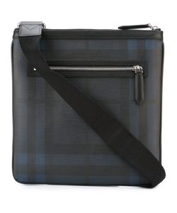 Burberry | Checked Messenger Bag