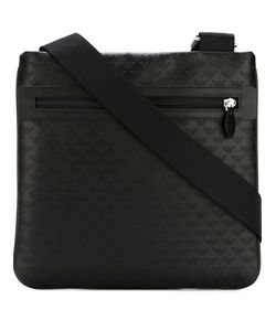 Emporio Armani | Logo Print Shoulder Bag