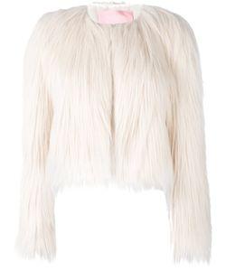 GIAMBA | Короткое Пальто Из Искусственного Меха