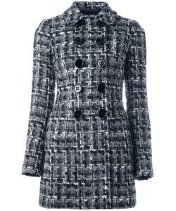 Dolce & Gabbana | Двубортное Пальто Букле