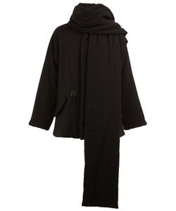 Yohji Yamamoto | Асимметричное Пальто