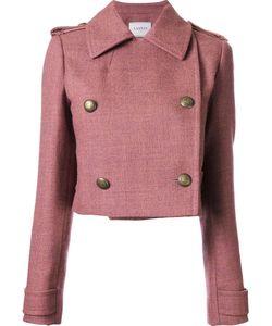 Lanvin | Двухбортная Куртка