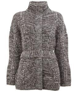Maison Ullens | Padded Cardi-Coat
