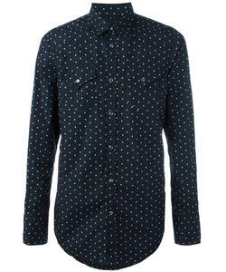 Dsquared2 | Рубашка С Мелким Цветочным Принтом