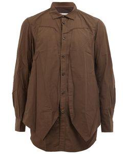 ZIGGY CHEN | Объемная Рубашка