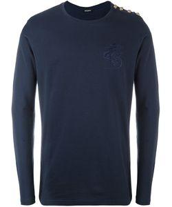 Balmain | Lion Emblem T-Shirt