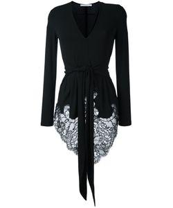 Givenchy | Блузка С Кружевным Подолом