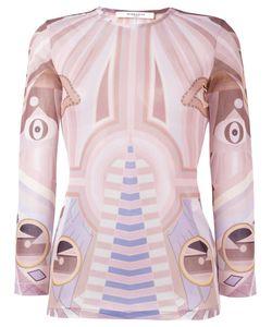 Givenchy | Топ С Графическим Принтом