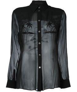 Alexander Wang | Рубашка С Вышивкой