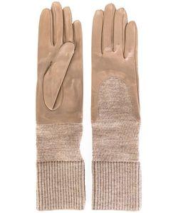 Gala | Перчатки С Трикотажными Манжетами