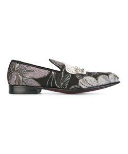 Dolce & Gabbana | Слиперы С Вышивкой Корон